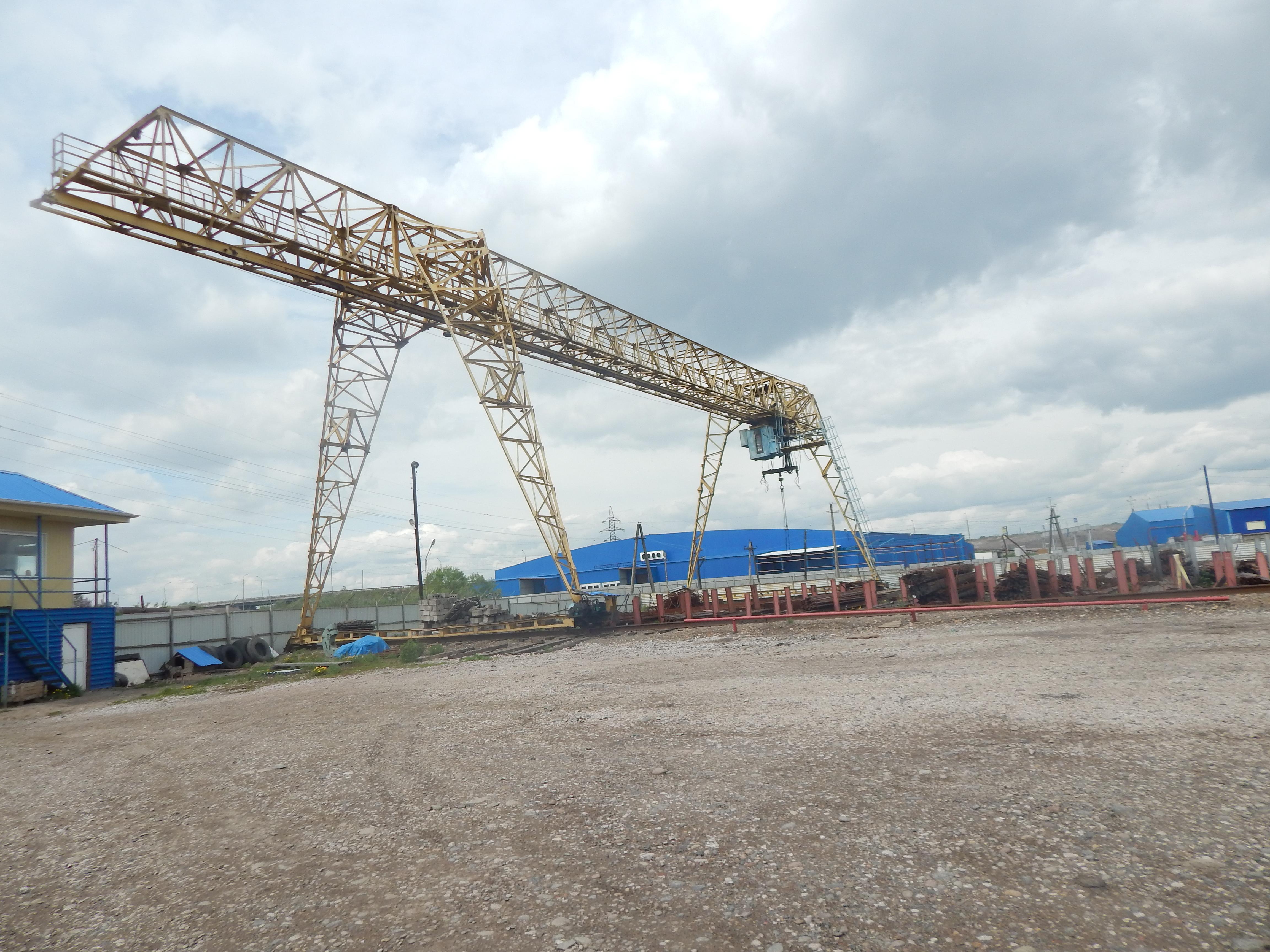 Металлобаза в Красноярске - открытый склад металлопроката МеталлПромГарант